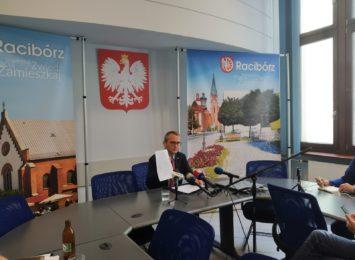 Prezydent Raciborza odwołał swojego zastępcę Michała Fitę