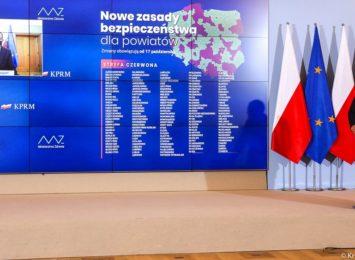 Powiat cieszyński w strefie czerwonej. Wszędzie nowe obostrzenia