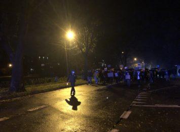 Kolejny dzień protestów w Rybniku. Trwa strajk kobiet [LIVE]