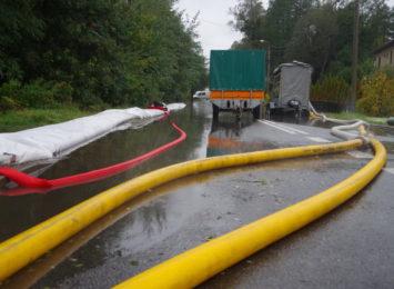 Ponad 200 Interwencji strażaków w regionie