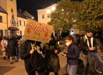 Rybnik - kolejny wieczór protestów [LIVE]