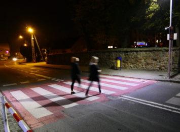 Coraz więcej pieszych ginie na śląskich drogach
