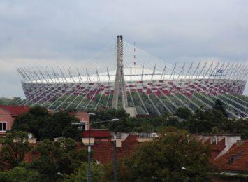 W Warszawie szpital na Stadionie Narodowym, w Katowicach w MCK