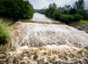 W regionie ogłoszono pogotowie przeciwpowodziowe
