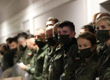 Więcej żołnierzy WOT do walki z koranawirusem