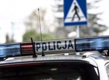 Wypadek na granicy Rybnika i Rydułtów. Jest ranny mężczyzna