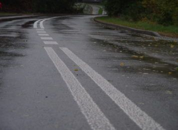 Uwaga kierowcy! Ogromne problemy na drodze w Rudzie Kozielskiej [AKTUALIZACJA]