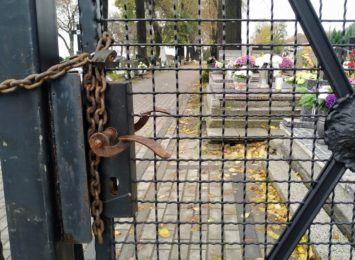 Co z cmentarzami na Wszystkich Świętych? Minister mówi jasno