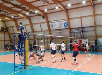 Volley Rybnik - Akademia Talentów Jastrzębskiego Węgla 3:2 [FOTO,WIDEO]