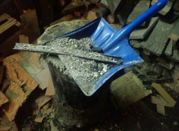 Rybnicka Straż Miejska: Palili w piecu płytami meblowymi