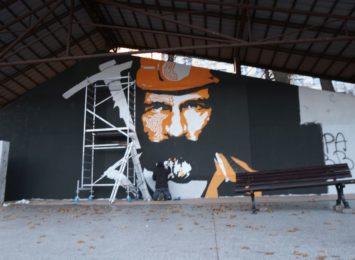 W Jastrzębiu-Zdroju powstaje kolejny mural