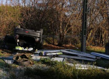 Dachowanie na Świerklańskiej w Jastrzębiu-Zdroju [FOTO]