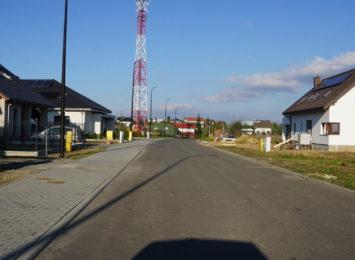 Ulica Chorwacka w Raciborzu gotowa. Można już po niej jeździć