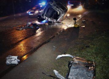 Policja o wypadku na Jastrzębskiej: