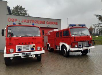 Jastrzębie-Zdrój: Strażacy z OSP 13 lat czekali na remizę [FOTO]