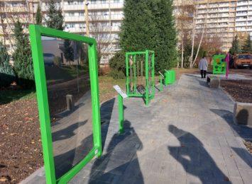 Park sensoryczny w Jastrzębiu-Zdroju otwarty [FOTO]