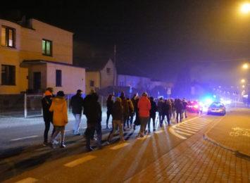 Spacer ulicami Rydułtów w ramach protestu kobiet [LIVE, FOTO]