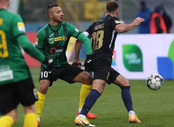 GKS Jastrzębie wygrywa w Olsztynie
