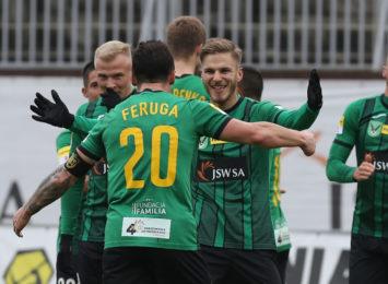 Nowy termin meczu piłkarzy GKS Jastrzębie z Sandecją Nowy Sącz