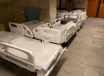 Szpital w Knurowie ze wsparciem WOŚP