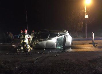 Tragiczny wypadek na Jastrzębskiej w Wodzisławiu. Zginął 17- latek