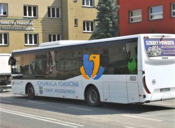 Poprawki w rozkładzie jazdy i przebiegu tras. Zmiany w komunikacji powiatu wodzisławskiego