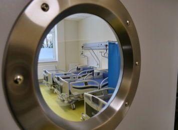 Odwiedziny chorych w Cieszynie wciąż są możliwe. A jak w innych lecznicach w regionie?