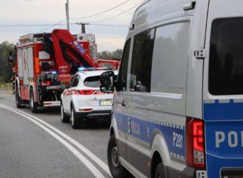 Wypadek z udziałem autobusu w Jastrzębiu-Zdroju