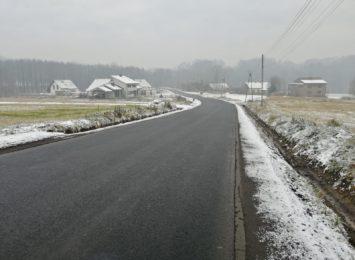Kolejne drogowe inwestycje w Godowie zostały zakończone