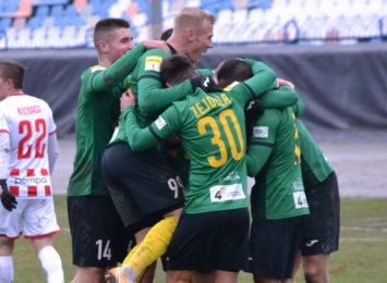 GKS Jastrzębie. Zwycięstwo na koniec piłkarskiej jesieni