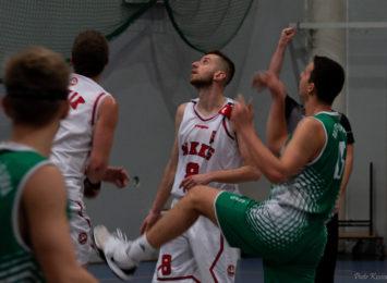 Pierwsze zwycięstwo w tym sezonie koszykarzy drugoligowego MKKS-u Rybnik