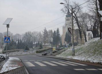 Inwestycje w bezpieczeństwo na powiatowych drogach [FOTO]
