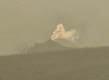 Smog w regionie. Ponad 1000% normy dla pyłu PM 2,5