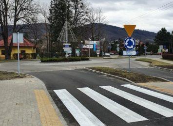 Ustroń: Na Cieszyńskiej już bez przeszkód