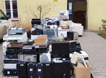 Zbiórka odpadów wielkogabarytowych w gminie Mszana. Można oddać też sprzęt RTV i AGD