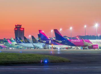 Lotnisko w Pyrzowicach podsumowuje kwiecień. Więcej pasażerów, więcej wyekspediowanych towarów