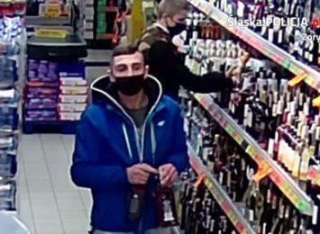 Ukradli alkohol, nagrała ich kamera [FOTO]