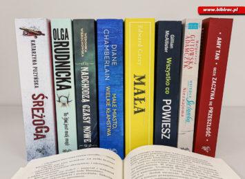 DUŻE LITERY w raciborskiej bibliotece, czyli  publikacje drukowane w dużym formacie