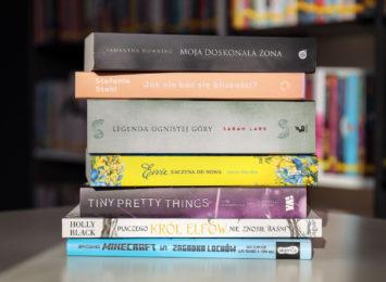 Racibórz: Co nowego można znaleźć na bibliotecznych regałach?
