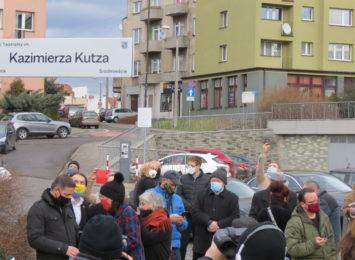 Kazimierz Kutz patronem Placu Teatralnego w Rybniku [WIDEO,FOTO]