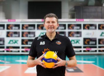 Andrea Gardini zaczął pracę w Jastrzębskim Węglu. Dlaczego zdecydował się przyjąć ofertę w trakcie sezonu? [WIDEO]