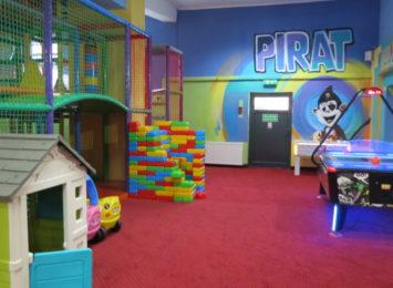 Sala zabaw dla dzieci. Działa w Rybniku, jedyna czynna w województwie śląskim [FOTO, WIDEO]