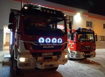 Nowy wóz strażacki w OSP Popielów [FOTO]