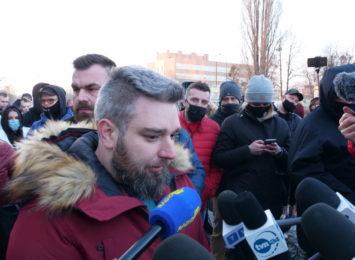 Właściciele klubu: Policja użyła gazu w lokalu, zachowali się jak bandyci [FOTO]