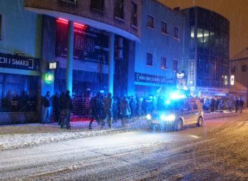 Rybnicka prokuratura bada sprawę zamieszek przed klubem