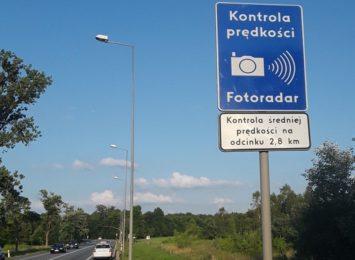 Odcinkowy pomiar prędkości. Gdzie działa w naszym regionie?