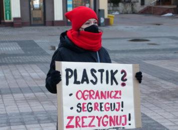 """""""Walczymy o klimat"""". Pod takim hasłem protestowano w Rybniku [LIVE, FOTO]"""