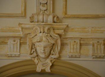 Sąd w Raciborzu. Do odnowionego budynku wkrótce wrócą rozprawy sądowe [FOTO]