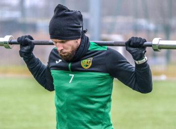 Jastrzębie-Zdrój: Piłkarze GKS wracają do treningów