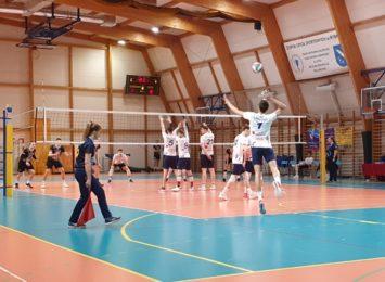 Lider za mocny dla siatkarzy Volleya Rybnik. Swój mecz przegrała także Akademia Talentów JW